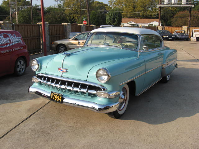 1954 CHEVY COUPE