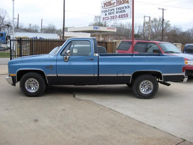 1983 Chevy Pickup