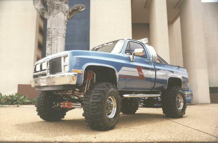 1979 Chevy Truck >> 79 CHEVY 4X4