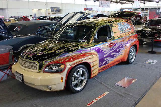 2008 Chevy Hhr Panel